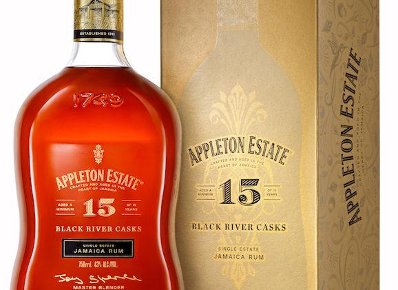 Appleton Estate 15 Year Old Black River Casks rum