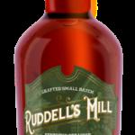 Ruddell's Mill Kentucky Straight Rye Whiskey.